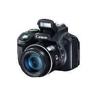 Canon PowerShot SX50 HS front