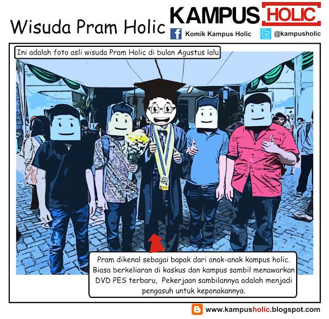 #267 Wisuda Pram Holic