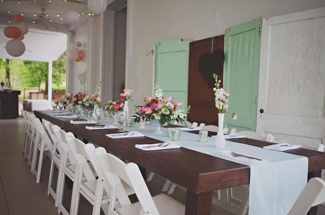 Farmhouse Tables Hey Love Events