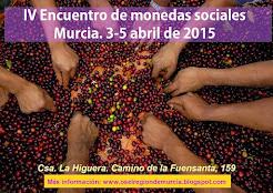 4º ENCUENTRO ESTATAL DE MONEDAS LOCALES, SOCIALES Y COMPLEMENTARIAS