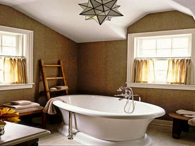 wall colors ideas for bathrooms