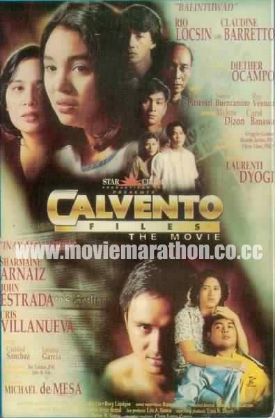 John Estrada - Calvento Files the movie 1997 - YouTube