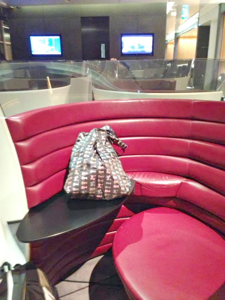 The Pier-One of the Best Airport Lounges in the World | FEBETH ...