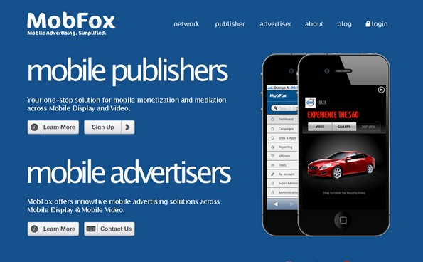 MobFox mobile advertising