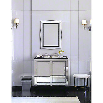 Or Perhaps You Prefer A More Art Deco Style Mirror Vanity
