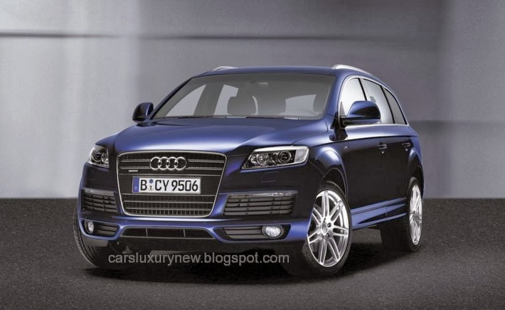 2015 audi q7 suv released with new changes and design. Black Bedroom Furniture Sets. Home Design Ideas