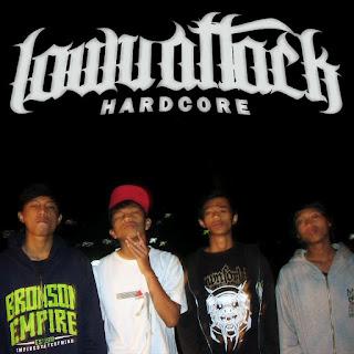 Lawu Attack Band Hardcore Karanganyar Jawa Tengah Foto Personil Logo Wallpaper