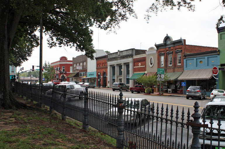 The Square, Canton, Mississippi