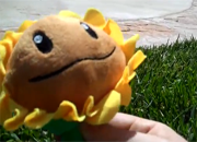 plants vs zombies plushie attack