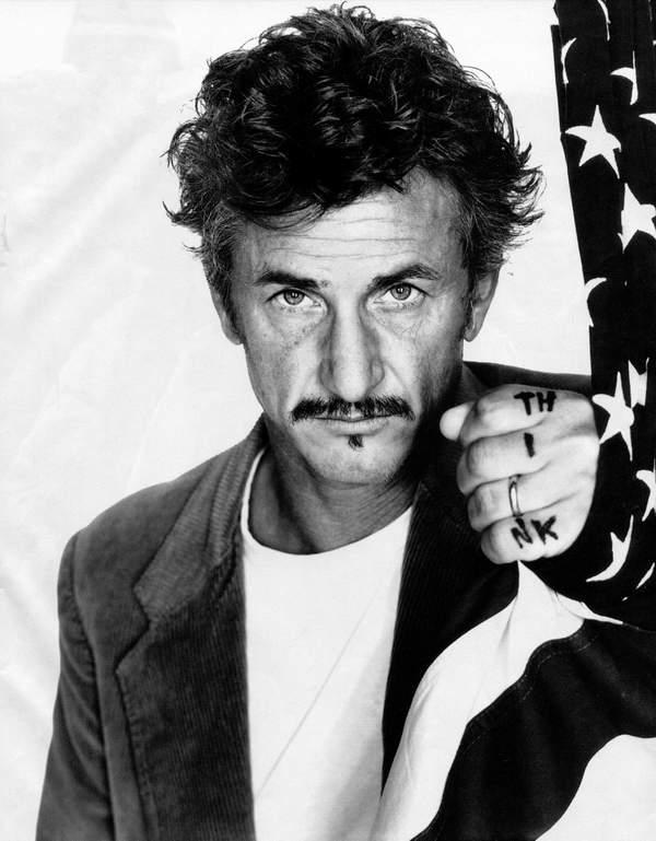 Sean Penn: Orgullo Americano