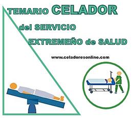 TEMARIO CELADOR S.E.S