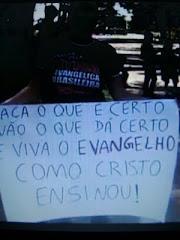 Marcha para Jesus Rio Branco AC/ 2010
