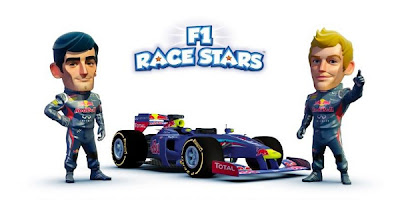 Racing Game F1 Race Stars Game