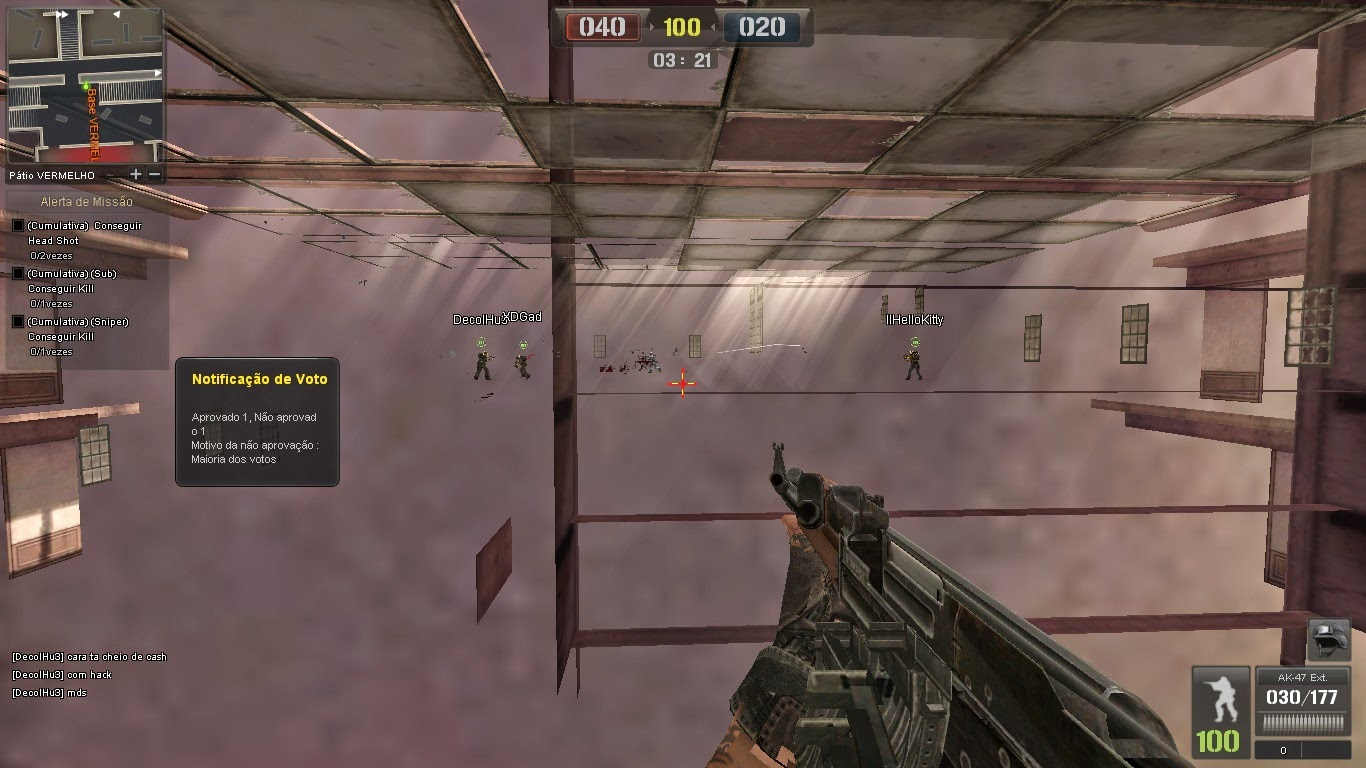 WallHack and CrossHair Point Blank Hile 16.04.2014 indir