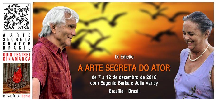 A ARTE SECRETA DO ATOR