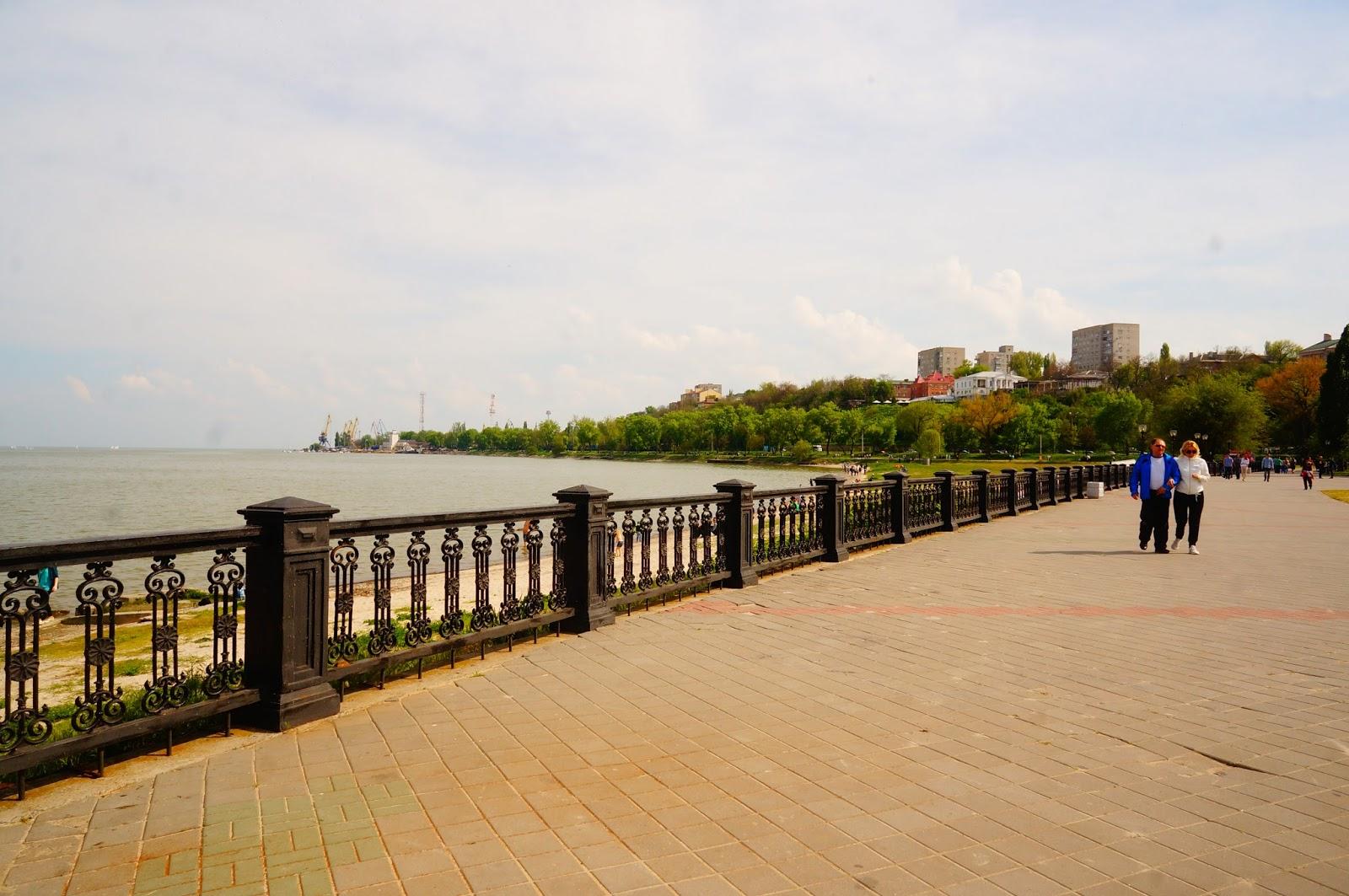 Море-Таганрог