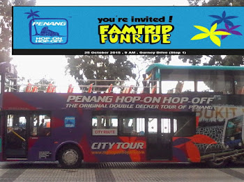 Prelude | Fam Trip Fun Ride with Penang Hop-On Hop-Off