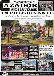 Periódico impreso del 22 de abril del 2014 Cazador de la Verdad