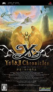 Ys I And II Chronicles – PSP