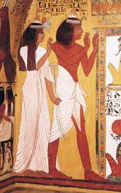 Sennedjem y su mujer
