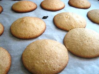 Овсяное печенье по Кенгису