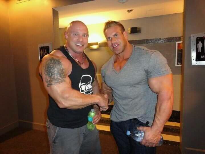 pro bodybuilder steroids