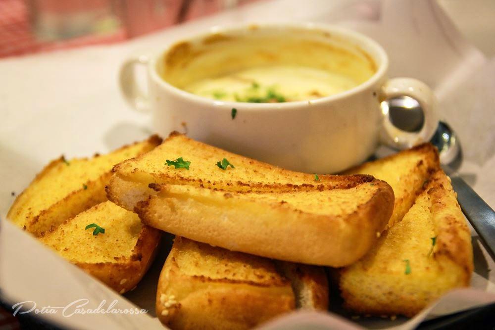 creamy fondue