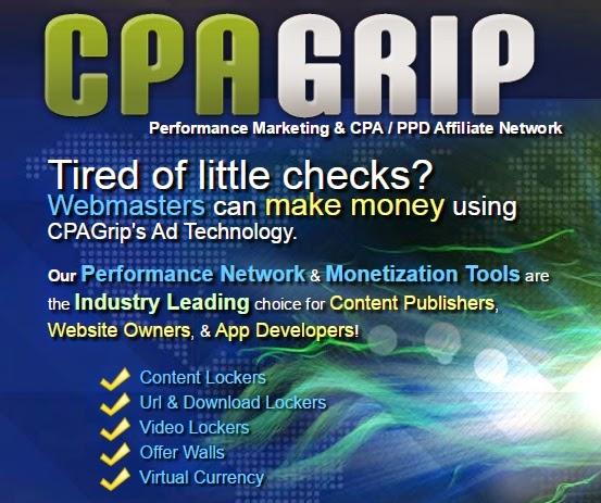 CPAGrip Tutorial