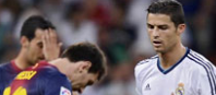 messi don't shake hand with ronaldo after supercopa