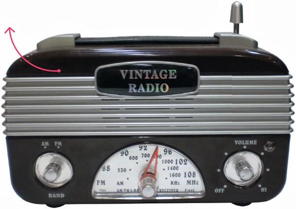 VINTAGE RADIO BRASIL