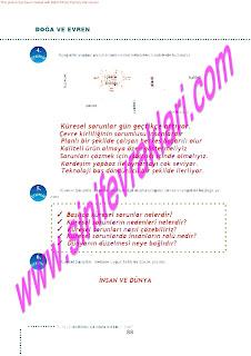 6.Sinif  Turkce Doku Yayinlari Ogrenci Calisma Kitabi Sayfa 88