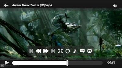 تطبيق مجانى لتشغيل جميع صيغ الفيديو للايفون والايباد والايبود تاتش Media Player - PlayerXtreme HD-IPA.3-4