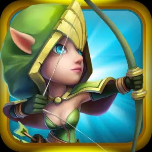 Game Castle Clash Mod V.1.2.6 Apk Android