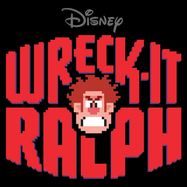 Wreck-it Ralph iPad mini wallpaper