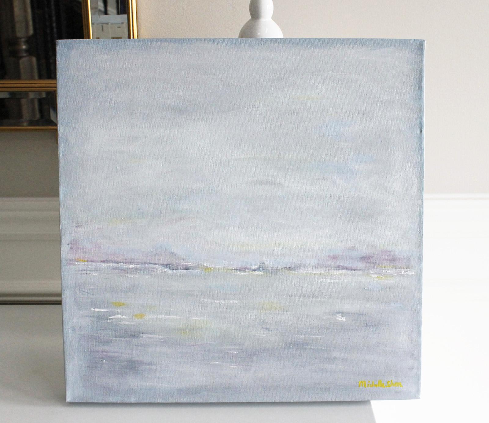 AM Dolce Vita: DIY Abstract Art