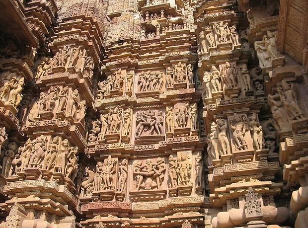 Khajuraho Temples, India