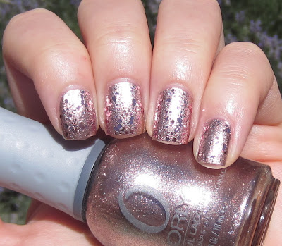 Orly Rage Essie A Cut Above