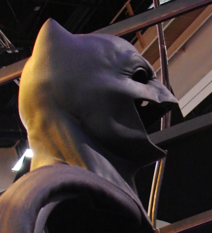 Toyriffic: 2014 San Diego Comic Con :: 75 Years of Batman Batman Cowl Ben Affleck