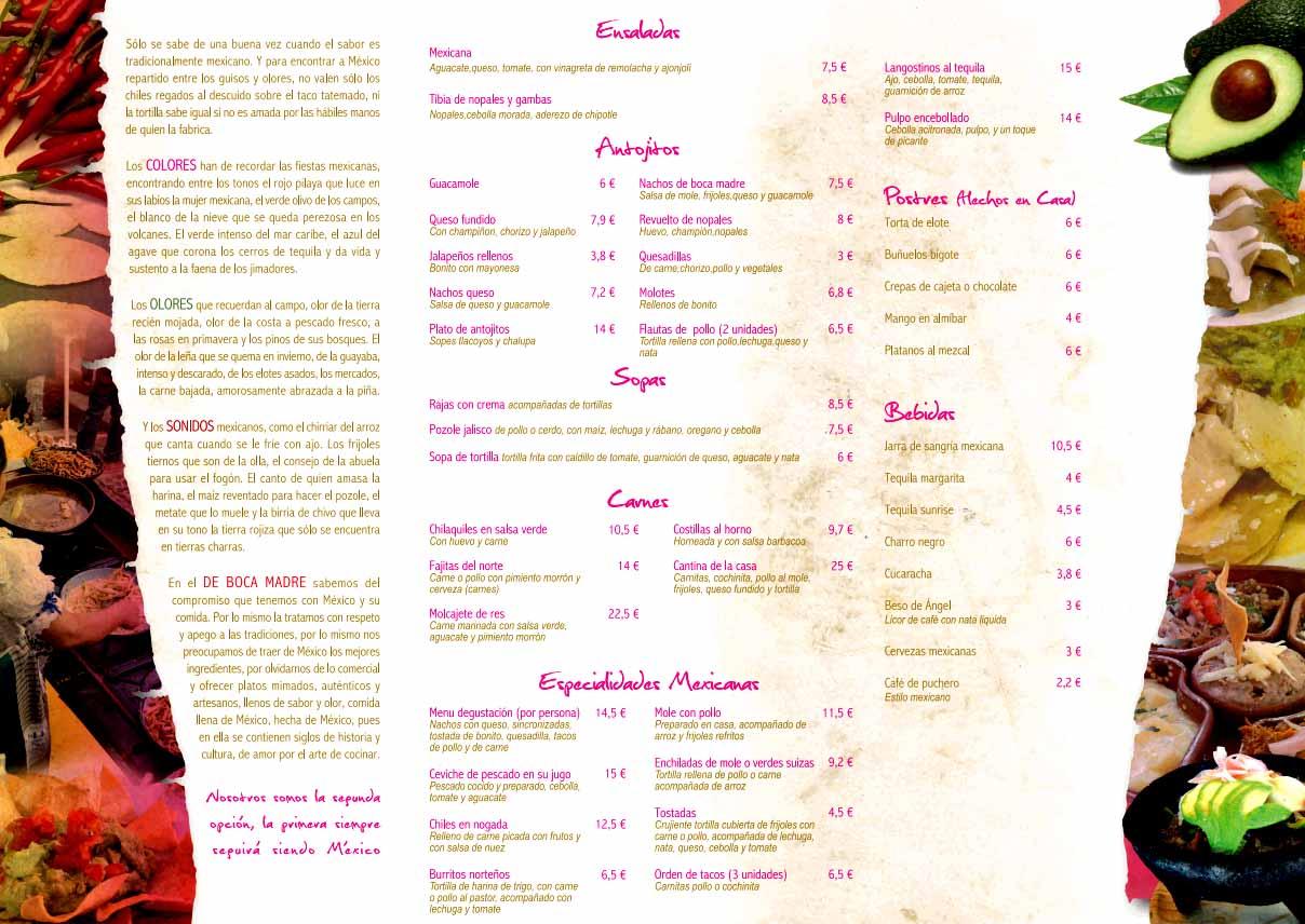 Nuestras escapadas familiares: Restaurante De Boca Madre (Bilbao ...