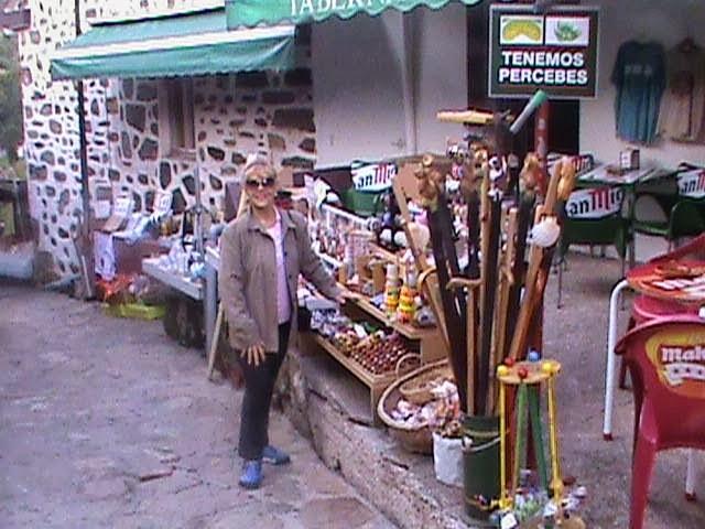 Loly Señaris en San andrés De Texido