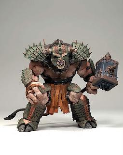 guerrero del zodiaco tauro