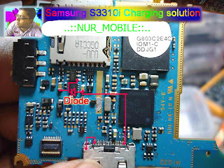 Samsung S3310i Charging Solution
