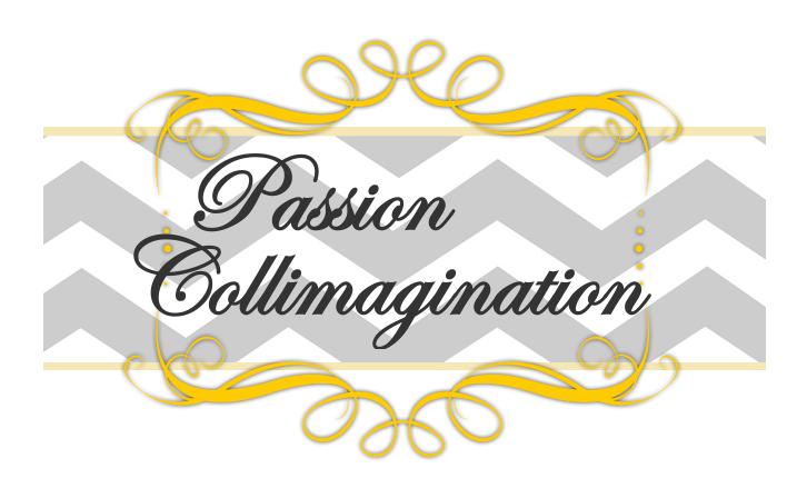 Passion Collimagination - Précommandes