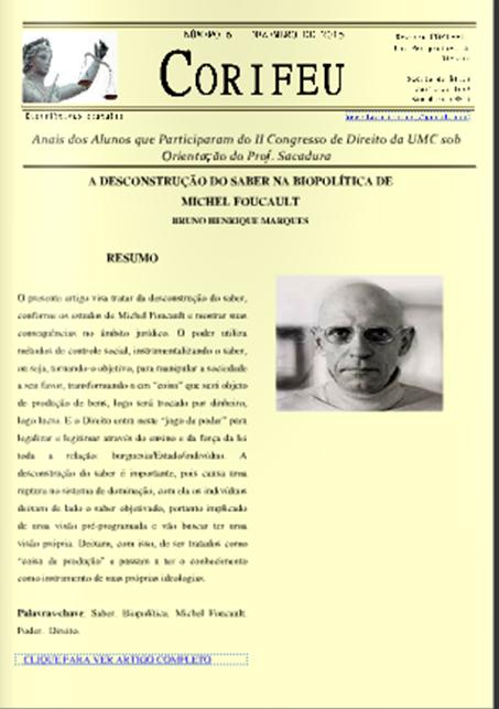 REVISTA CORIFEU Nº. 06
