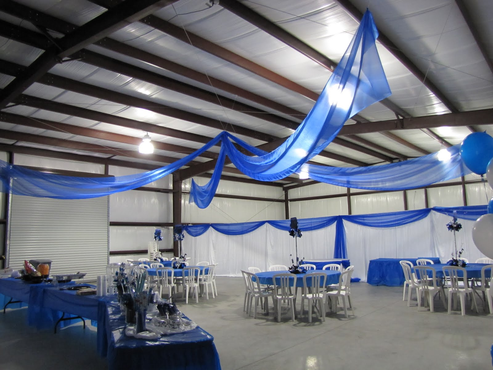Party people event decorating company stephanie 39 s for Decor warehouse