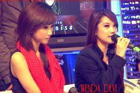 Foto Biodata Wenda ChiBi Burger | Sarwendah Tan ChiBi