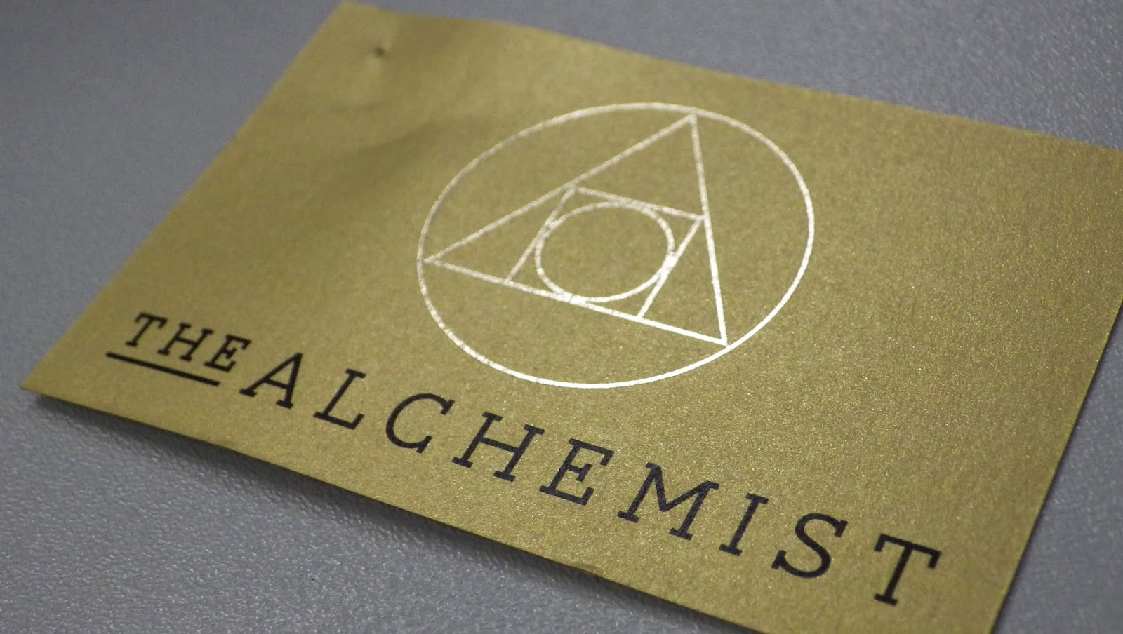 alchemist foil usage Start studying the alchemist learn vocabulary, terms, and more with flashcards, games, and other study tools.