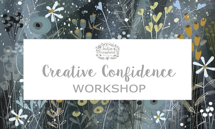CREATIVE CONFIDENCE WORKSHOP