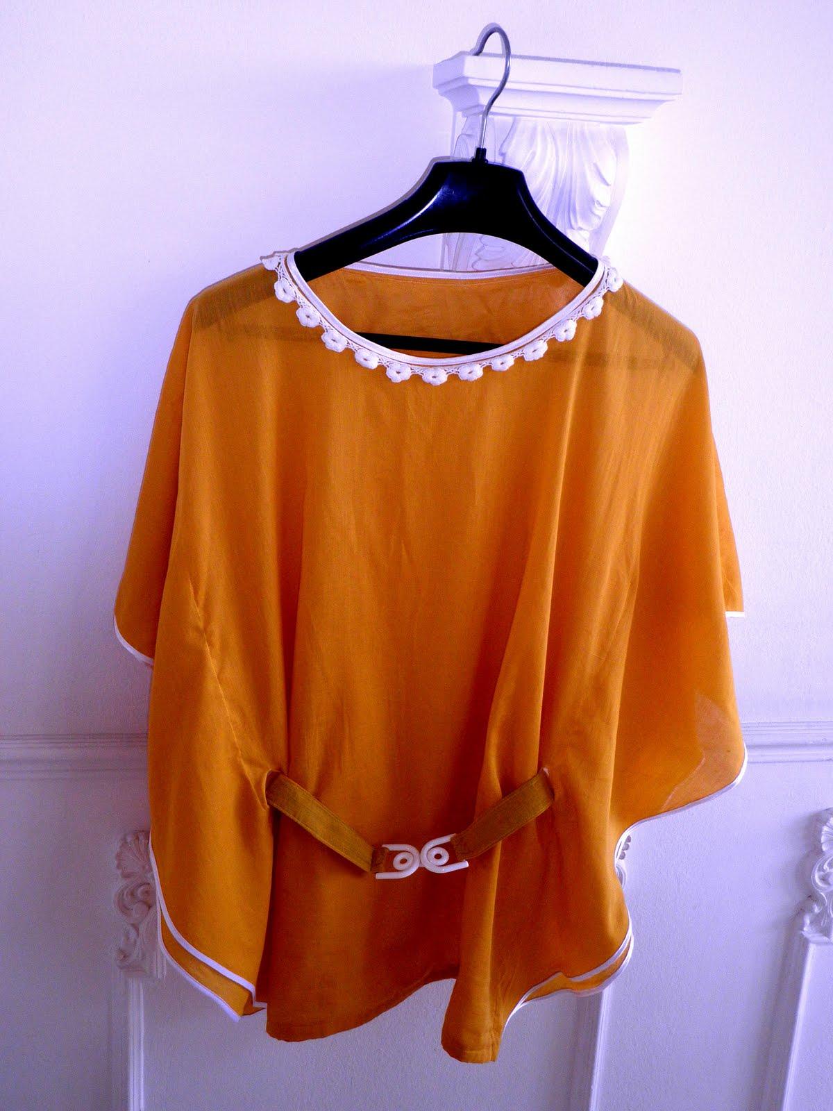 Блузку своими руками от ольги никишичевой