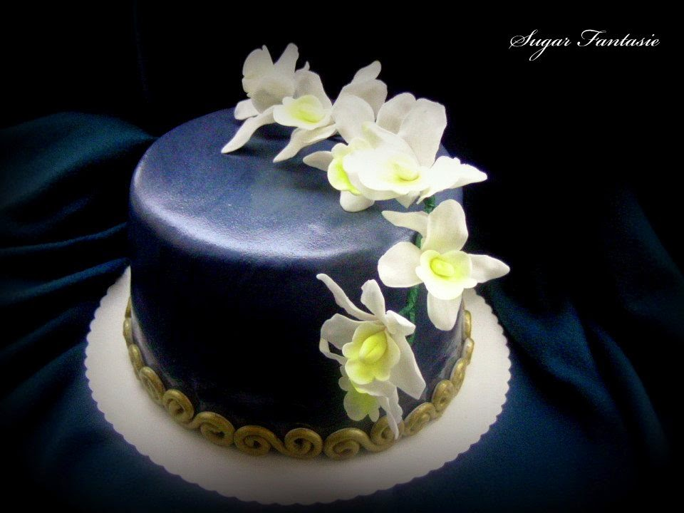Orchidea torta